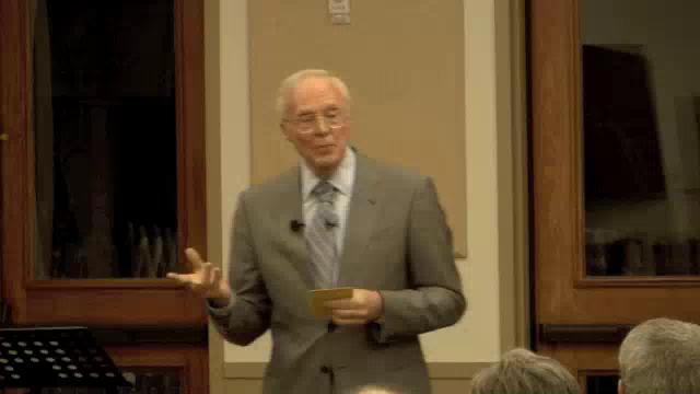 Conflict Resolution: A Spiritual Approach , John M. Tyler, CSB (video)